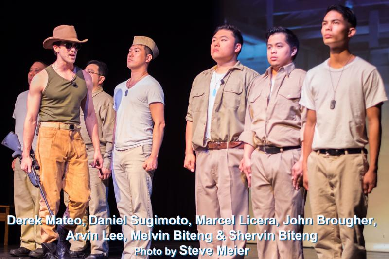BWW Review: A Thought-Provoking LETTERS TO EVE Stamped With Melodious Vocal Talents
