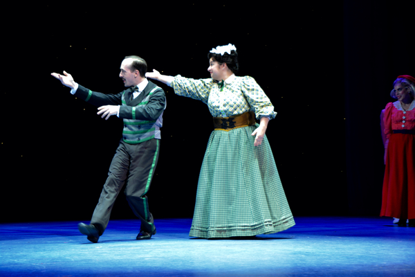 Photos: Cast of Paper Mill Playhouse's MARY POPPINS Takes Opening Night Bows