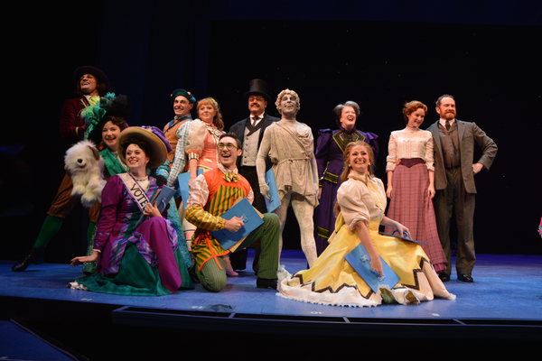 Photo Coverage: Cast of Paper Mill Playhouse's MARY POPPINS Takes Opening Night Bows