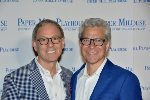 Photo Coverage: Paper Mill Playhouse's MARY POPPINS  Celebrates Opening Night!