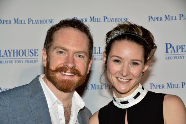 Adam Monley and Jill Paice