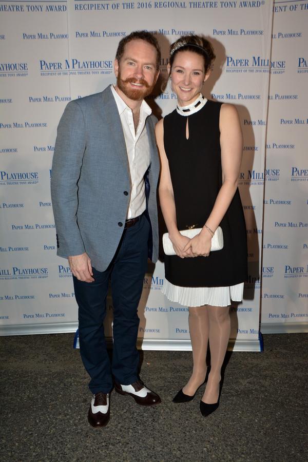 Adam Monley and Jill Paice Photo