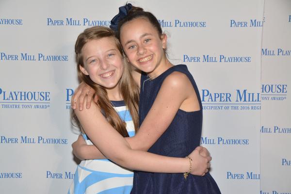 Madi Shaer and Abbie Grace Levi