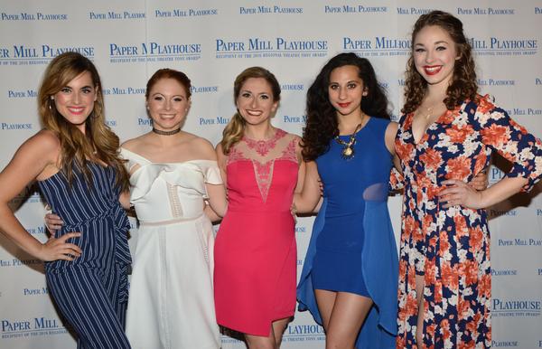 Hannah Jewel Kohn, Caylie Rose Newcom, Adena Ershow, Natasha Natraj and Mary Beth Donahoe