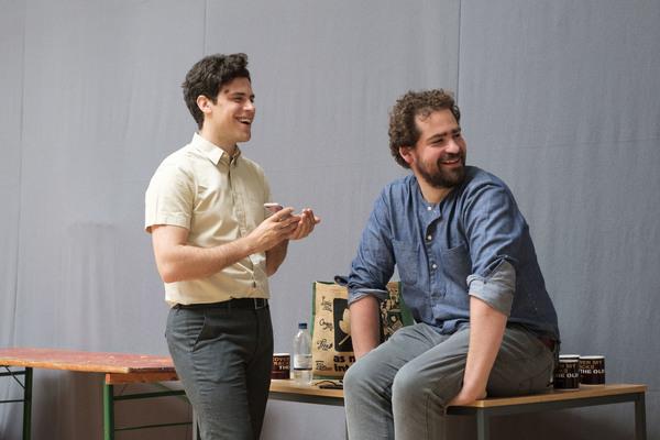 Charlie Fink and Max Webster