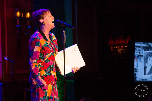 Photo Flash: Kristy Cates, Todd Buonopane, Bobby Cronin and More Take the Stage in NYFA FACULTY SHOW! at Feinstein's/54 Below