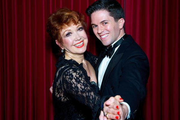 Donna McKechnie and Jeffrey Scott Parsons Photo