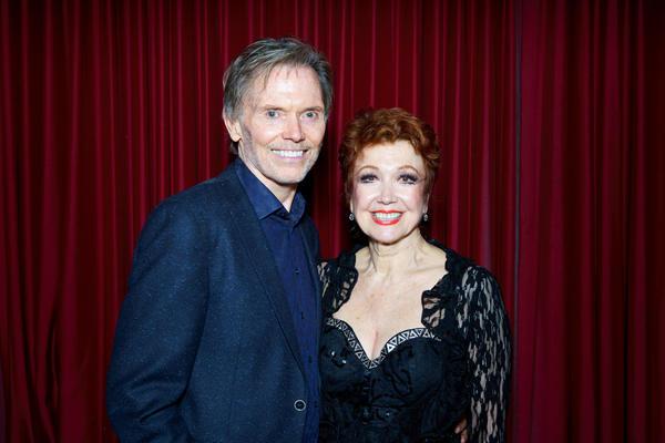 Greg Safel and Donna McKechnie