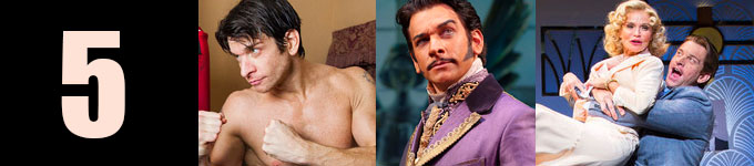 Five Andy Karl Fun Facts: Fantastic Co-Stars, Long-Running Shows, and More!
