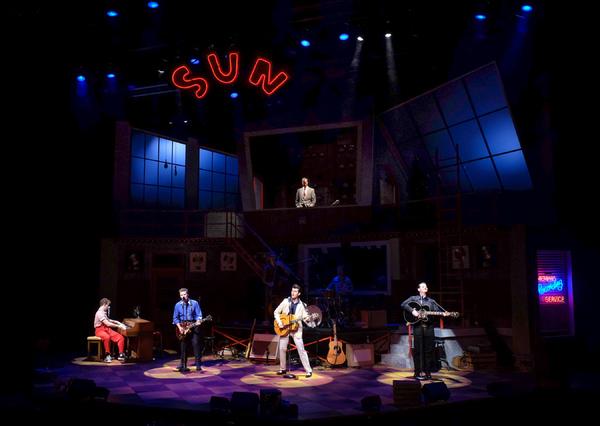 Photo Flash: Geva Theatre Center presents MILLION DOLLAR QUARTET
