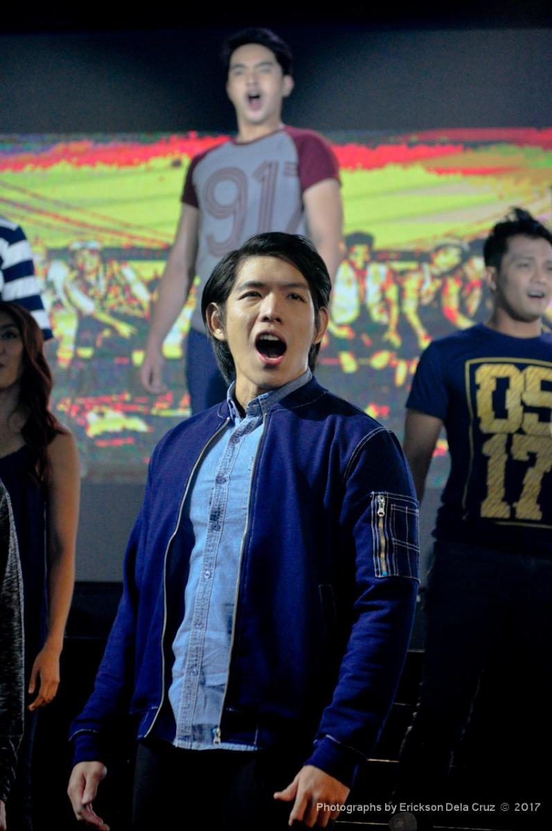 Photos: NEWSIES Meets the Press; Show Opens in Manila, 7/7