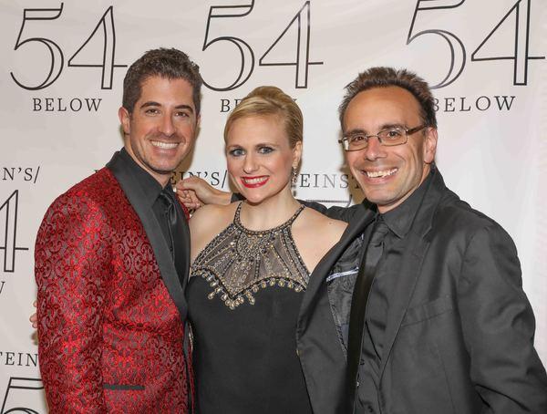 Will Nunziata, director, Haley Swindal, Tedd Firth