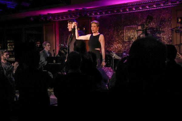 Photo Coverage: Marin Mazzie & Jason Danieley Bring BROADWAY & BEYOND to Feinstein's/54 Below