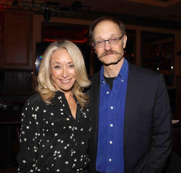 Eda Sorokoff & David Hyde Pierce