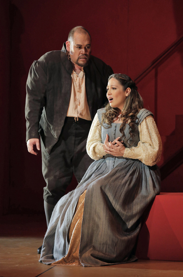 Photo Flash: RIGOLETTO Opens Tonight at San Francisco Opera