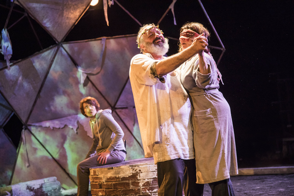 Photos: First Look at KING LEAR at Avant Bard Theatre