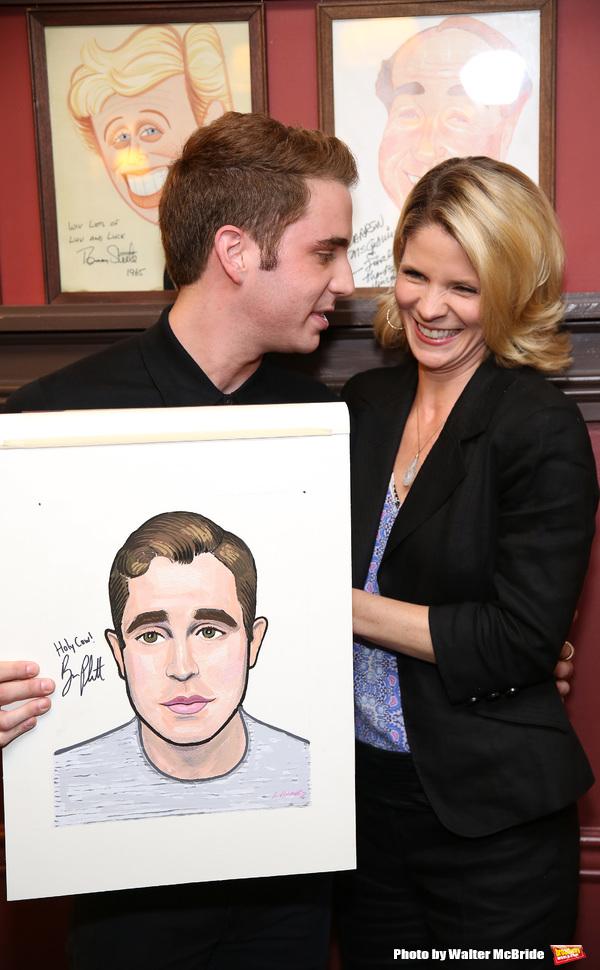 Ben Platt and Kelli O'Hara