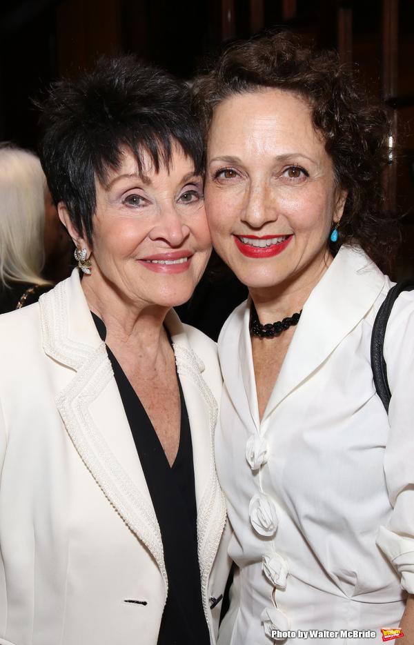 Chita Rivera and Bebe Neuwirth