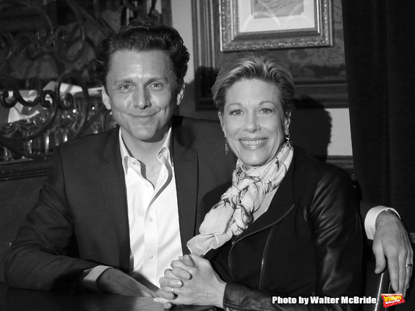 Jason Danieley and Marin Mazzie