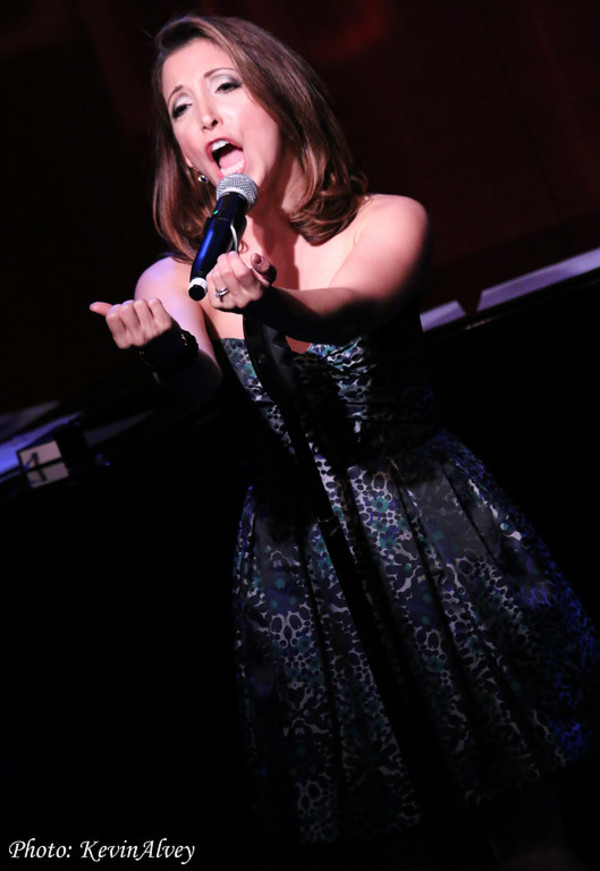 Photo Flash: Christina Bianco Returns to Birdland with All-New, Interactive Show