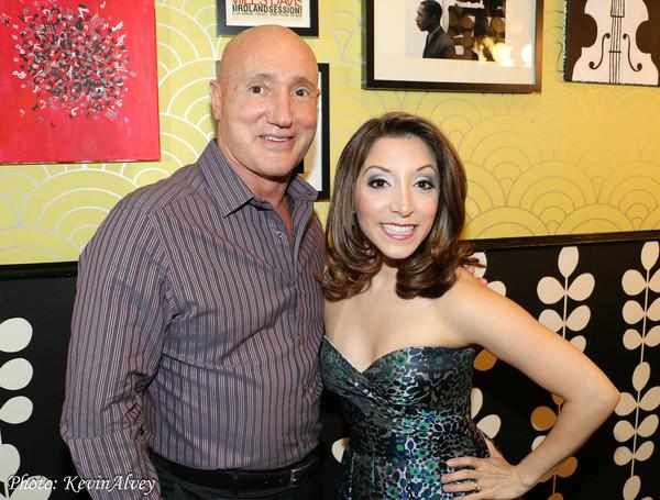 Gianni Valenti and Christina Bianco