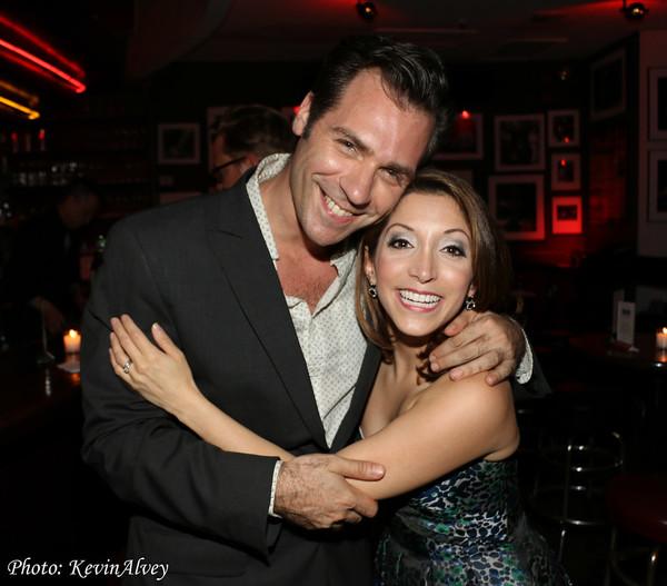 Scott Evan Davis and Christina Bianco