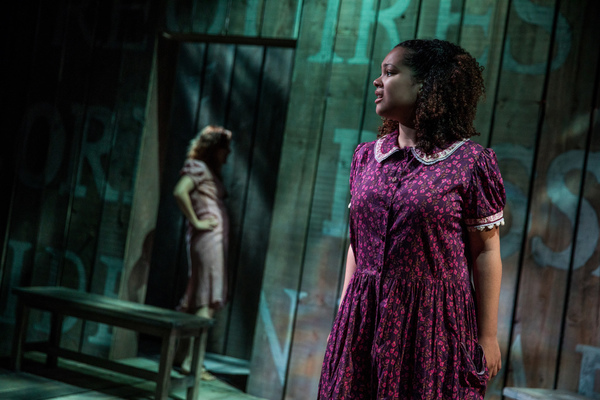 Photo Flash: First Look at Jordan Tyson, Jelani Aladdin and More in New Musical SWEETEE Off-Broadway
