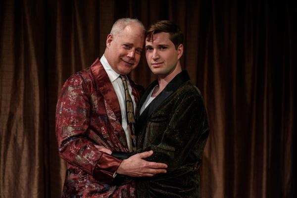 Vince Kracht and Royen Kent Photo