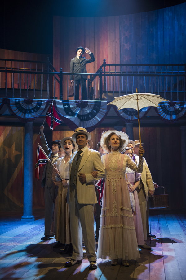 Photo Flash: PARADE Opens at Writers Theatre