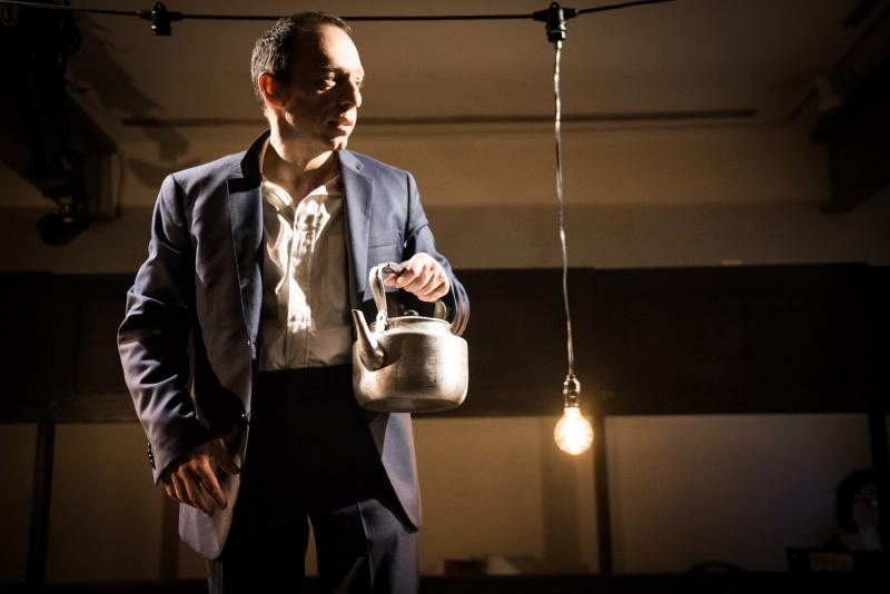 BWW Review: Dead Playwrights Tell No Tales? A DEAD MAN'S DIARY: A THEATRICAL NOVEL Will Convince You Otherwise