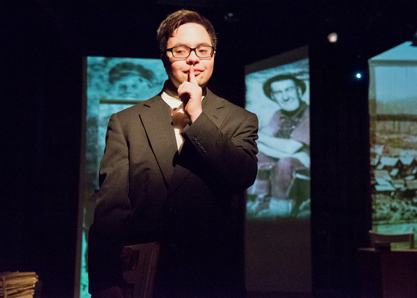 Photo Flash: First Look at Charles Mee's SOOT AND SPIT at New Ohio Theatre