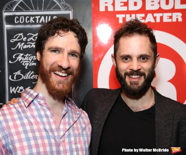 Ben Mehl and Ryan Garbayo