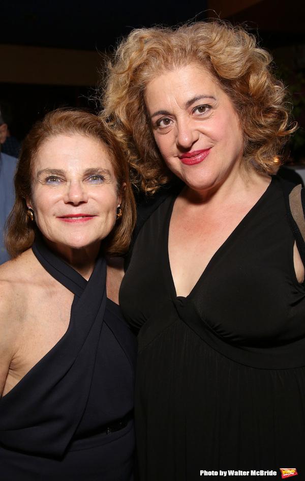 Tovah Feldshuh and Mary Testa