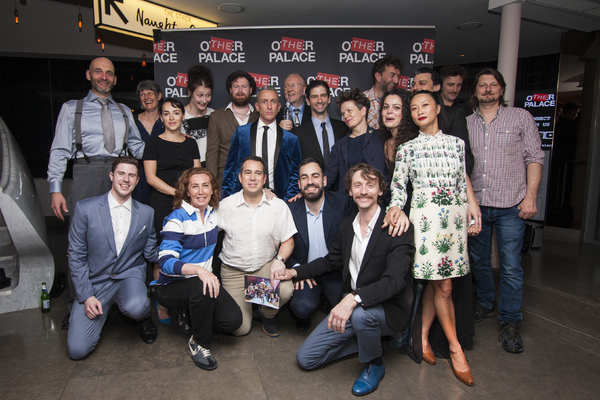Photo Flash: Fellini Adaptation LA STRADA Celebrates Opening Night at The Other Palace