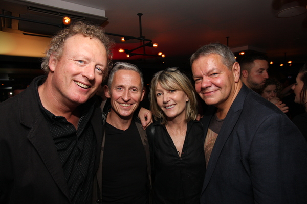 Howard Goodall, George Stiles, Val Fancourt and Anthony Drewe