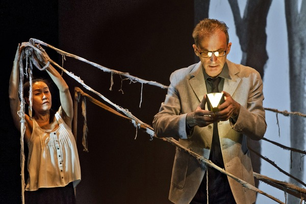 Photo Flash: First Look at Concrete Temple Theatre's REMEMBERING EVANGELINE at HERE