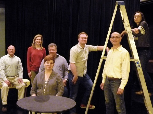 Photo Flash: Sneak Peek at Thornton Wilder's OUR TOWN at Armonk Players