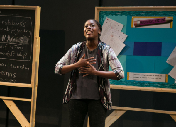 Photo Flash: First Look at Election-Inspired GREAT AGAIN at A.R.T./New York Theatres