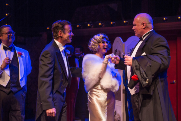 Photo Flash: First Look at VICTOR/VICTORIA at Revival Theatre Company