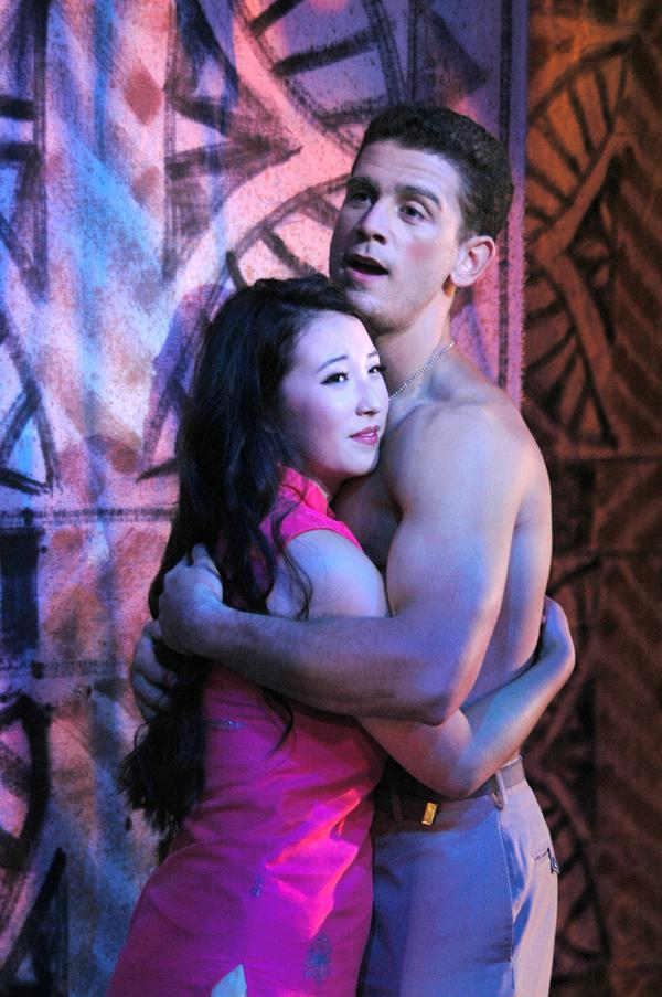Megan Chang and Bradley Karel Photo