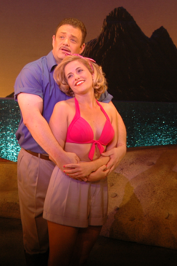 Photo Flash: SOUTH PACIFIC Opens This Enchanted Evening at Theatre Memphis