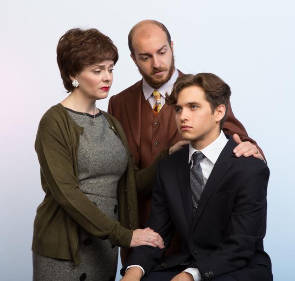 Kirsten Quinn, Ian Agnew, Tyler Brennan Photo