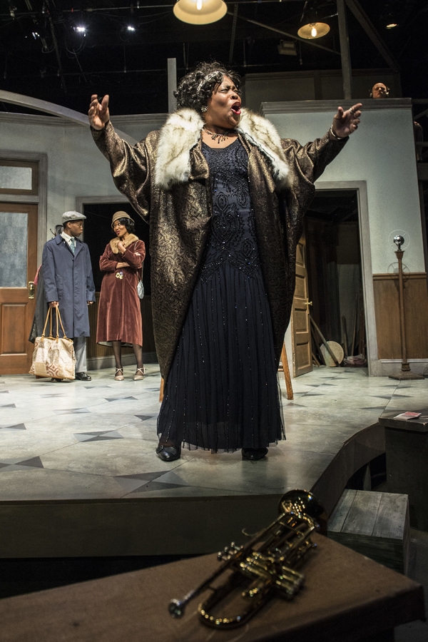 Photo Flash: Blues Inspired MA RAINEY'S BLACK BOTTOM to Croon at 1st Stage