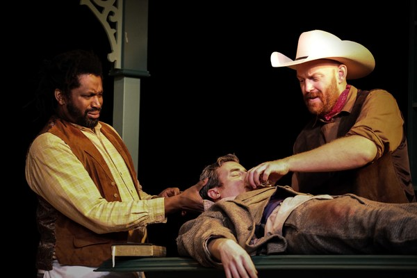 Photo Flash: The West Gets Wild in THE MAN WHO SHOT LIBERTY VALANCE