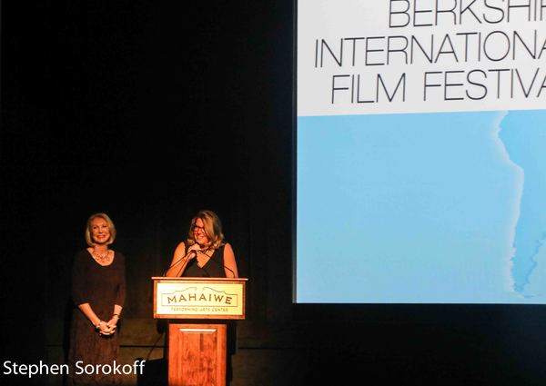 Photo Coverage: Christopher Plummer Honored At Berkshire International Film Festival