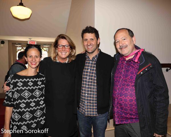 Shani Ankori, Kelley Vickery, David Fenkel, Josh Braun