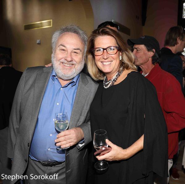 David Edelstein & Kelley Vickery Photo