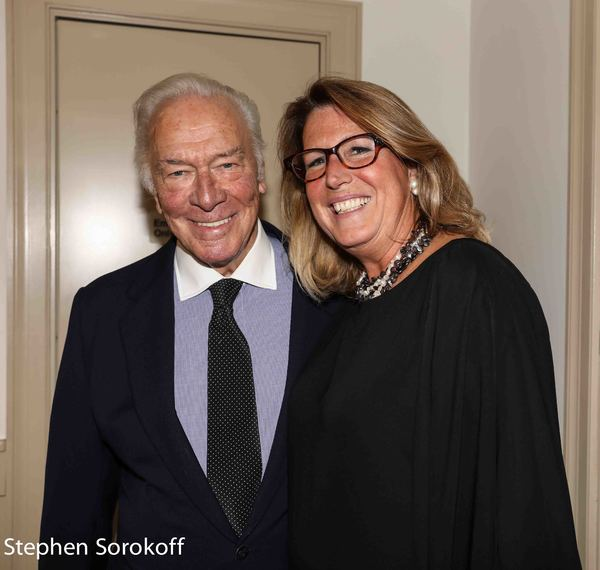 Christopher Plummer & Kelley Vickery