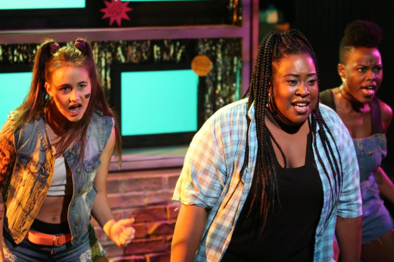 BWW Review: A Dark LITTLE SHOP OF HORRORS on Top of an Even Darker Hill