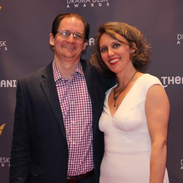 Reid Farrington and Sarah Farrington